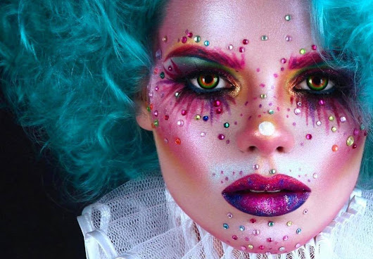 Furless Cosmetics - Our feature artist @black_anastasia_ is the queen...
