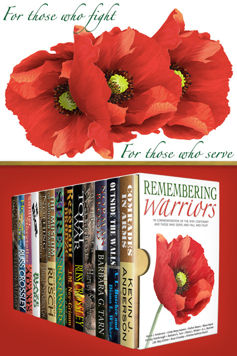 Dirty Dozen Author Interview – A. L. Butcher – Remembering Warriors Bundle | Library of Erana