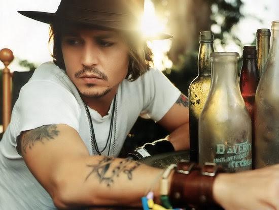 Vdnamap: Johnny Depp Wallpaper 2011