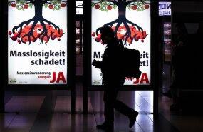 Euroopa paremerakonnad rõõmustavad Šveitsi referendumi üle