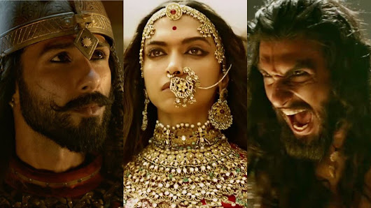 Movie Review: 'Padmaavat' ('Padmavati')