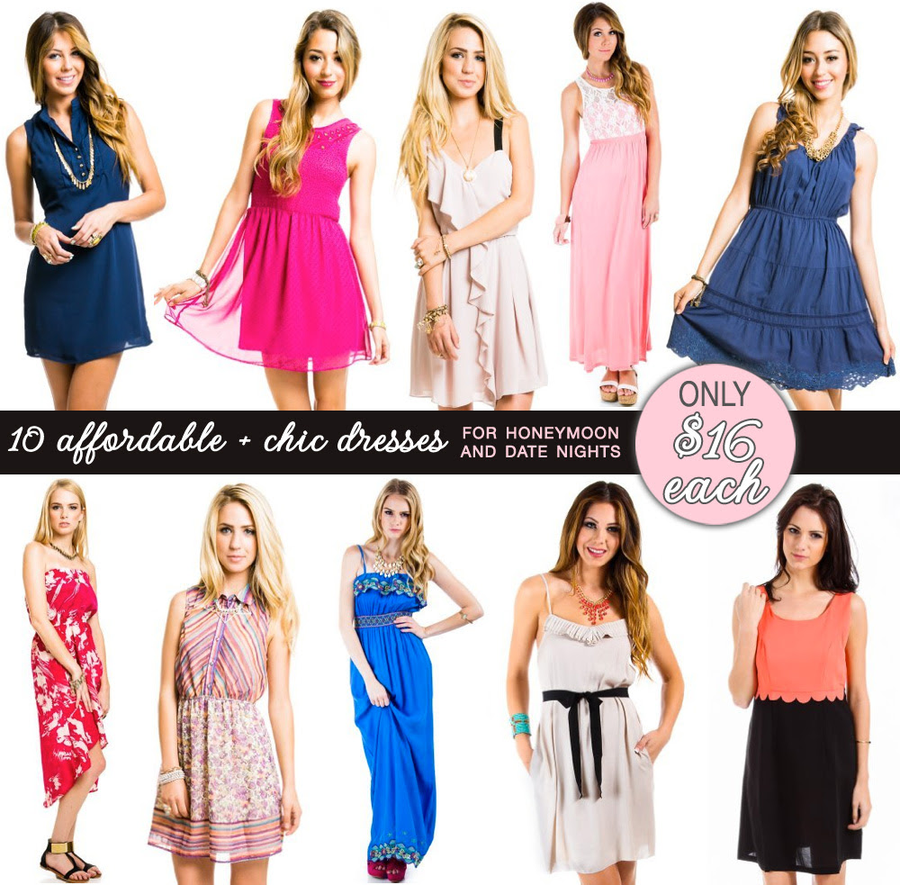 under 16 dollar honeymoon dresses 050613