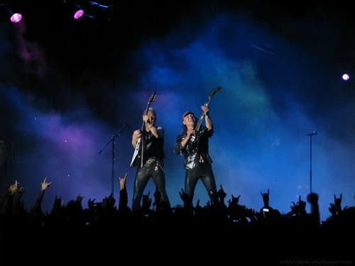 Scorpions @ Lesbos