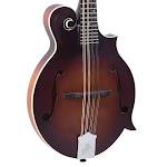 The Loar Lm-310Fe-Brb Honey Creek F Style Mandolin w/ Fishman