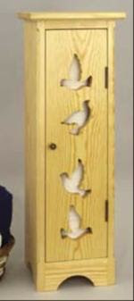 Wood Toilet Paper Holder Woodworking Plans And Information At