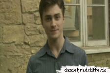 Daniel Radcliffe accepts NRJ Ciné Award
