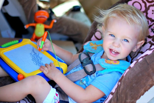 Top 5 Tips for Surviving a Long Road Trip with Kids