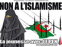 stop Islam in France