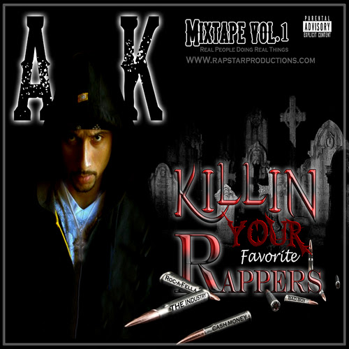 AK, Shokk, Joe Dirt, Tesz Millian - Killin Your Favorite Rappers