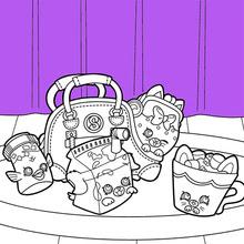 Dibujos Para Colorear Brunch De Shopkin Eshellokidscom
