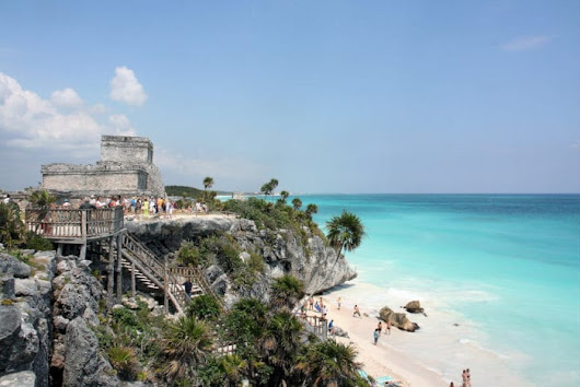 Backpacking Route for Mexico - MyFunkyTravel