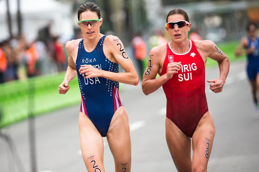 The Source: Rio Gold Pushes US Triathlon To New Heights