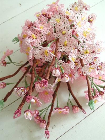 Sakura(Cherry blossoms)   http://uchinotoshiko.web.fc2.com/