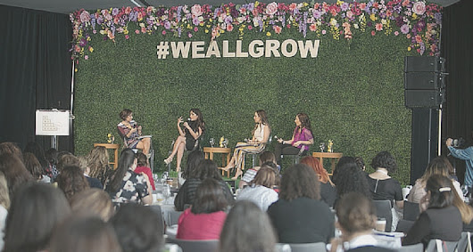"""We All Grow"", una conferencia de blogueras para blogueras - Quinceanera ES"