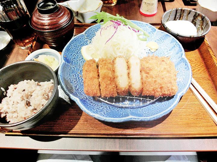 TONKATSU by Ma Maison shrimp cutlet