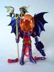 Four Horsemen Outer Space Men Cosmic Creators Mel Birnkrant Edition Red Devil Mystron Action Figure