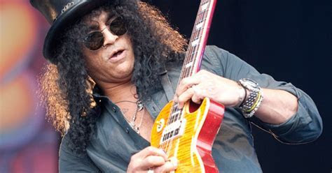 Slash Talks New Album, Explains Why He's a 'Band Guy