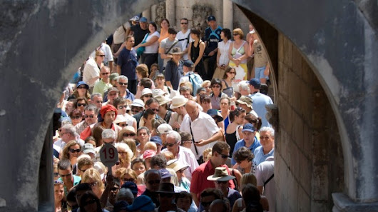 Overrun by tourists: Countries with worst 'overtourism' named