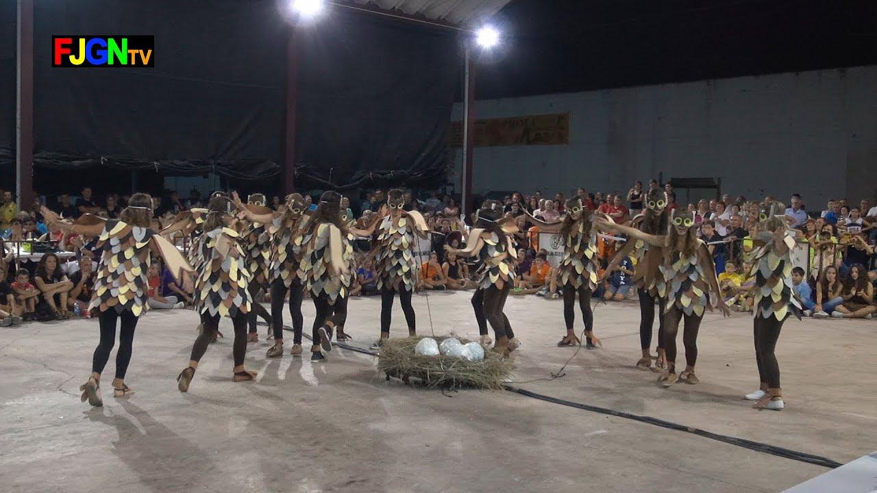 10. LES BUATES - Disfraces - Festa La Vila 2014 - La Vilavella