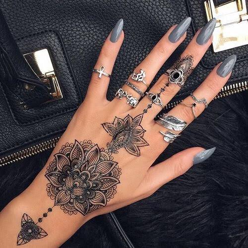 Tatuajes De Joyas Los Más Originales Y Chic Fotos Mujeralia