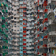 Depictions of Architectural Density in Hong Kong