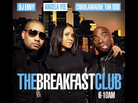 Check out Jamilah Lemieux & Amber Phillips on The Breakfast Club - Humanities Heart