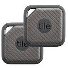 Tile Pro Sport Smart Trackers - Graphite/Slate - 2 pack