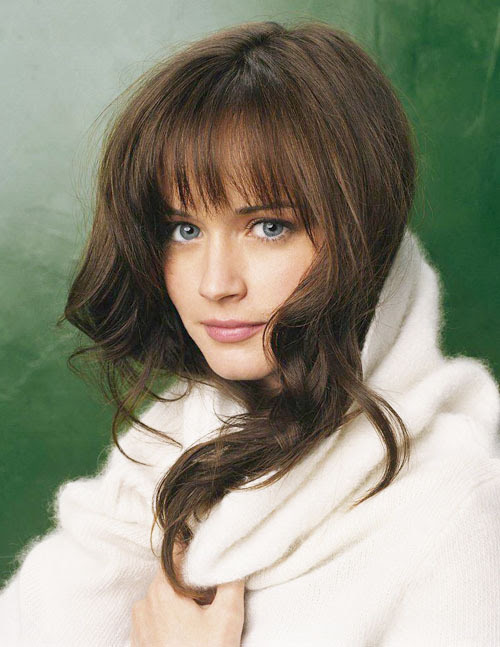 Alexis Bledel as Anastasia Steele