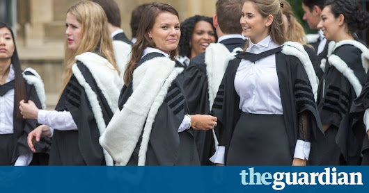 Huge increase in number of graduates 'bad for UK economy' | Money | The Guardian