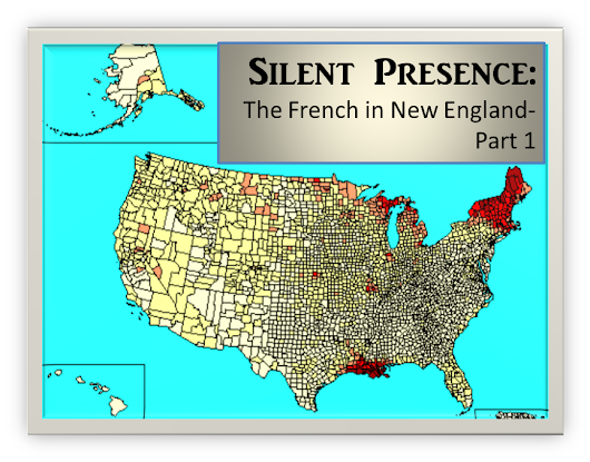 MSS-051-Silent Presence: The French in New England-Pt 1 Maple Stars and Stripes
