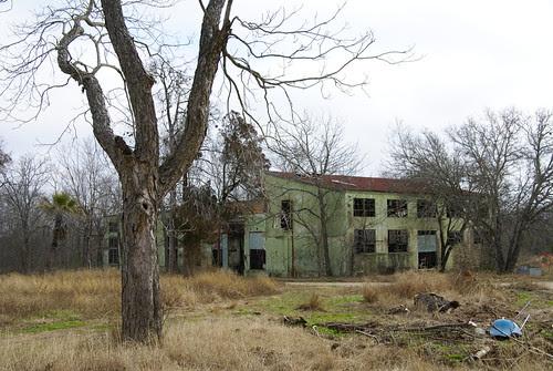 San Antonio Insane Asylum