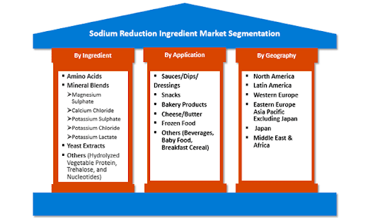 Sodium Reduction Ingredient Market: Global Industry Analysis, Size and Forecast, 2015 to 2025