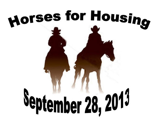Horses for Housing, Community Trail Ride