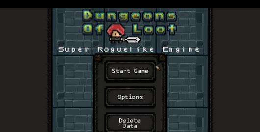 Super Roguelike Engine - Desktop Edition - For Construct 2