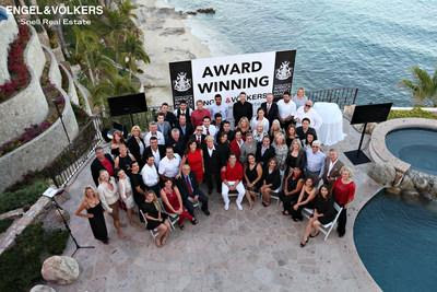 Engel & Völkers Snell Real Estate, Los Cabos, Mexico Sweep the 2016 / 2017 International Property Awards