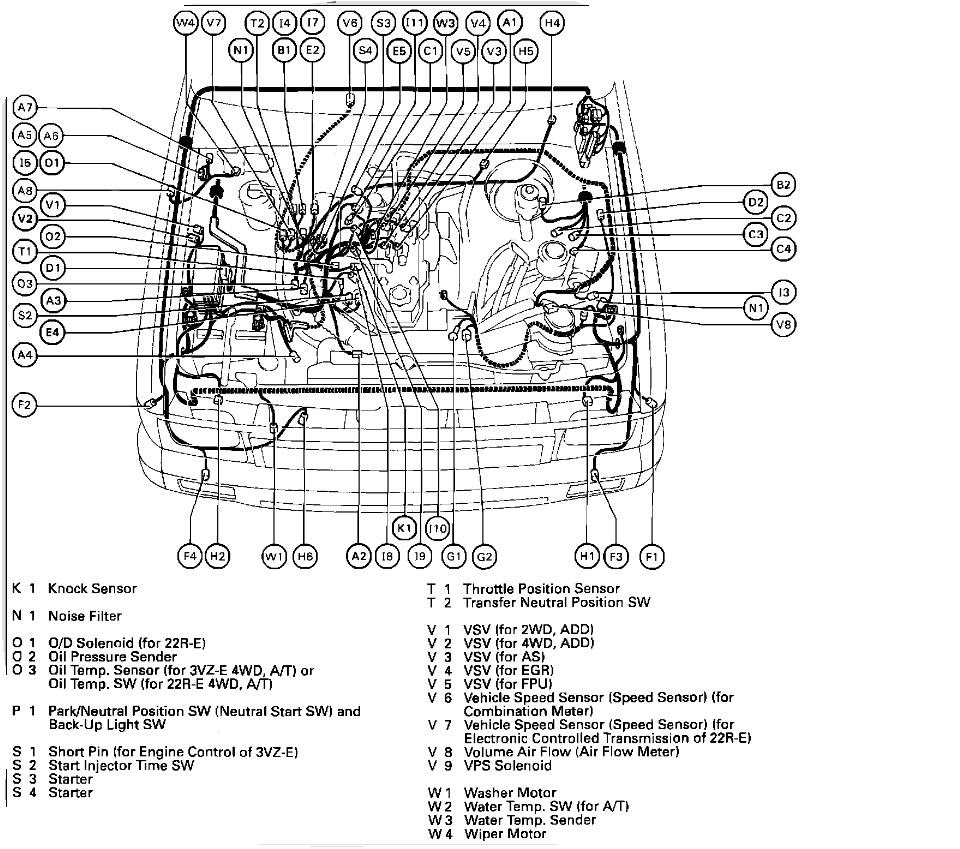 Download Diagram 2003 Toyota Ta Engine Diagram Full Hd Version Montrealf1 Kinggo Fr