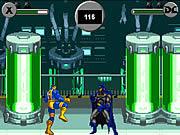 Jogar X men vs justice league Jogos
