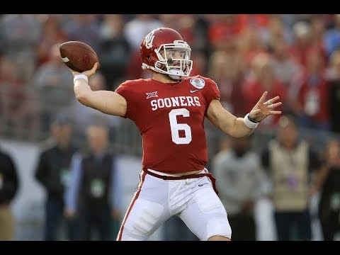 Every Touchdown of Baker Mayfield's College Football Career