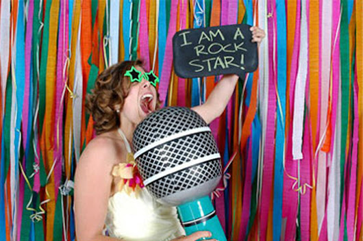 Top 10 Photo Booth Props