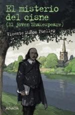 El misterio del cisne Vicente Muñoz Puelles