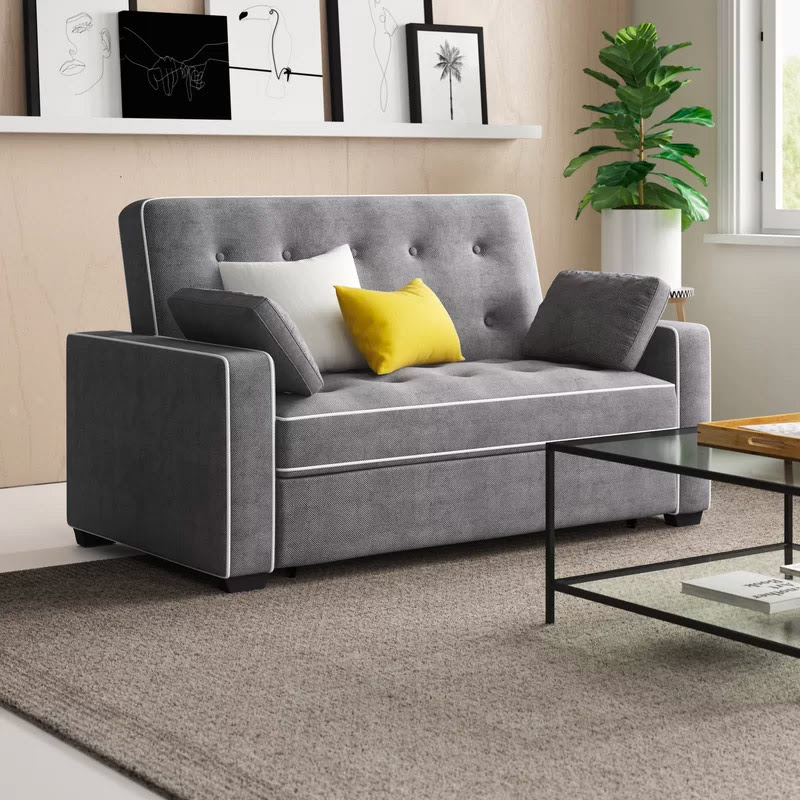 51 Sofa Beds To Create A Chic Multiuse Space That Guests Will Love