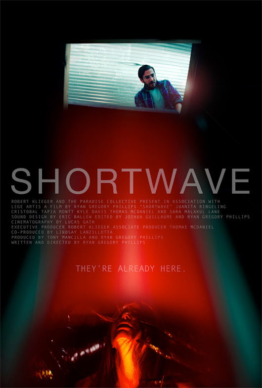 First Teaser for Ryan Gregory Phillips' Indie Sci-Fi Thriller 'Shortwave' - MovieClerks.com - Movies, TV and Celebrities