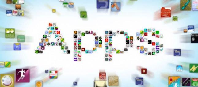 Apple, Google e Microsoft celebram: receitas e downloads de apps devem dobrar em cinco anos