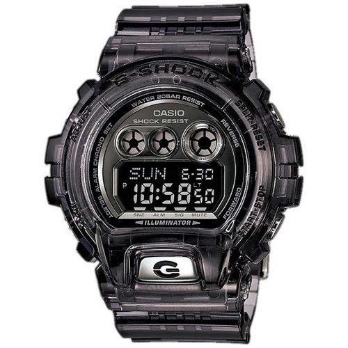 G-Shock Men's GDX6900 XL Watch One Size Charcoal