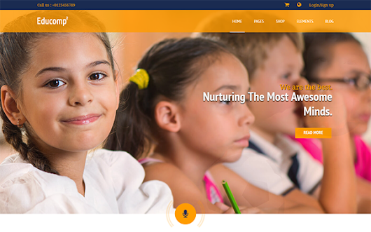 EduComp - Responsive Education Template | Other | WrapBootstrap - Bootstrap Themes & Templates