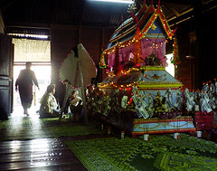 Lao Buddhist Funeral #02