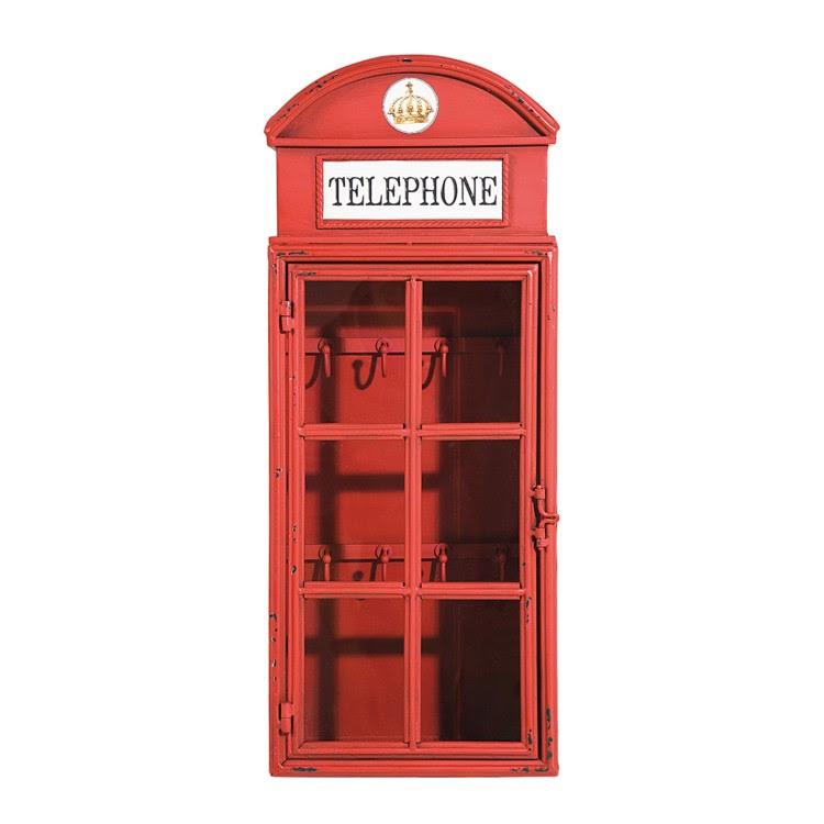 Schlüsselkasten London Telephone