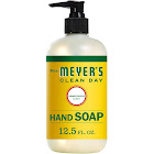 Mrs. Meyer's Clean Day Liquid Hand Soap, Honeysuckle Scent - 12.5 oz bottle