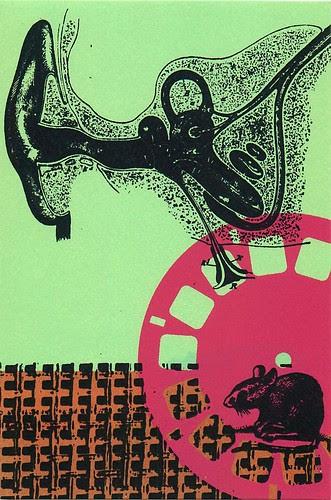 4 Color Screen print circa 2004