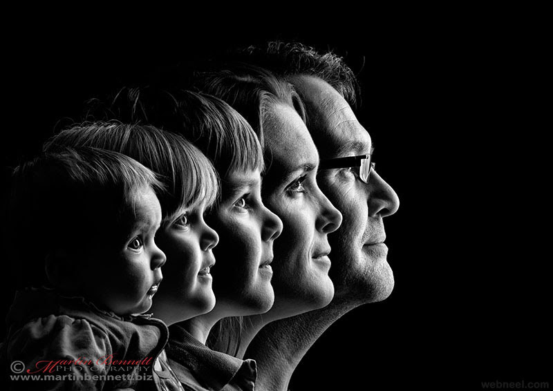 Family Black And White Photography 8 Full Image